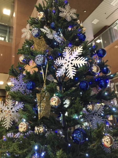 ★綺麗★クリスマスツリーが飾ってあったから載せておきます( ⸝⸝•ᴗ•...写真