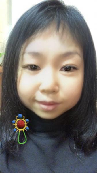 (๑˃̵ᴗ˂̵)。。。2     笑子供ちゃんバージョンの私です・笑万一子...写真
