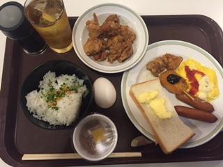 バイキングとは戦争です。どうもルイナです♡名古屋最終日の朝食。...写真