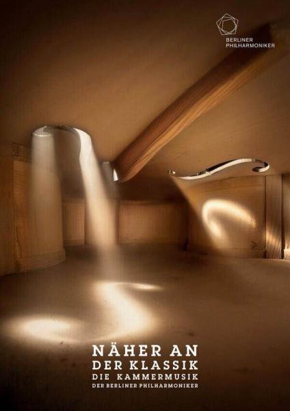 写真はヴァイオリンの中をマクロ撮影したもの。上から射す光が綺...写真