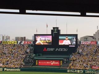 こんばんは!実は小学生のときから阪神ファンなせなです♡(笑)最終...写真
