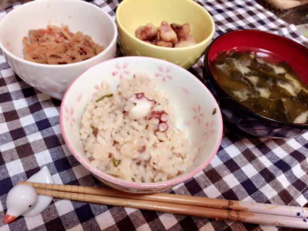 みきです♡今日はお休みを頂いて…英語の勉強したりお家でご飯を作...写真