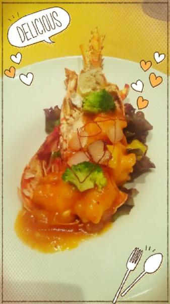 こんにちは。トモです(о´∀`о)大好きな海老料理((o(^∇^)o))しかも...写真