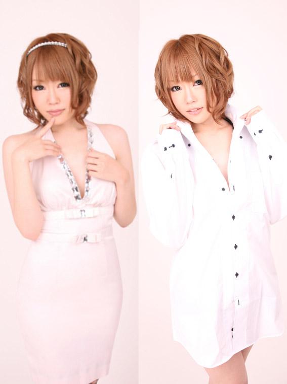Yシャツ、ドレス衣装