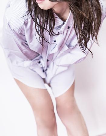 Yシャツ衣装