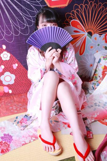 火曜ははんなり和服美人と!写真