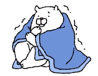 おはようございます!最近すごく寒いと感じます!風邪ひかないよ...写真