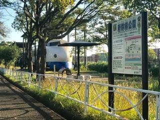 電車マン写真