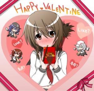 今日からバレンタインイベントだぞ‼︎