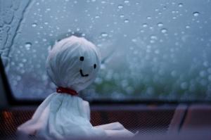 雨、嫌ですね